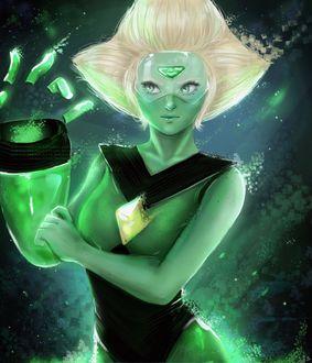 Фото Перидот / Peridot из мультсериала Вселенная Стивена / Steven Universe, by magato98