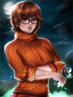 Фото Velma Dinkley / Велма Динкли из мультсериала Scooby-Doo! / Скуби-Ду, by magato98