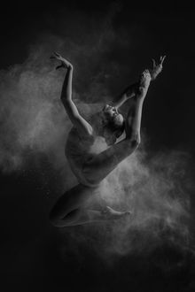 Фото Балерина Станислава Постнова, фотограф Александр Яковлев