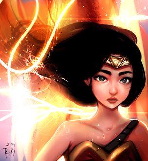 Фото Wonder Woman / Чудо-Женщина, by ryky