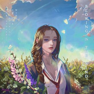 Фото Девушка стоит среди полевых цветов, by HAREN / Kim Han seul (© zmeiy), добавлено: 15.07.2017 22:59