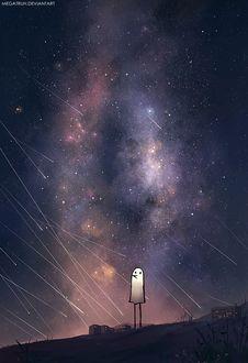 Фото Пунпун Онодэра / Punpun Onodera из манги Спокойной ночи, Пунпун / Oyasumi Punpun, by megatruh