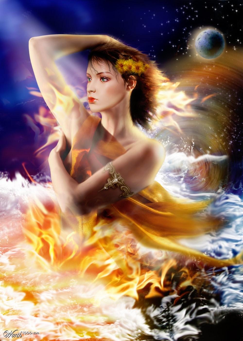 картинки богини эос иконку можно