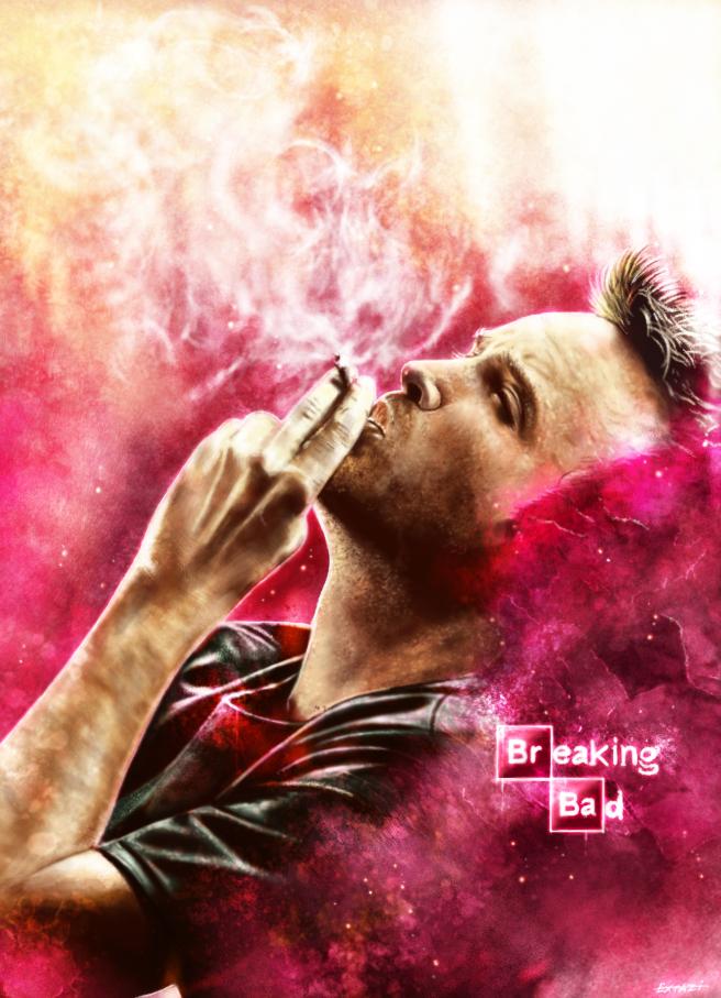 Фото Jesse Pinkman / Джесси Пинкмэн из сериала Breaking Bad / Во все тяжкие, by p1xer