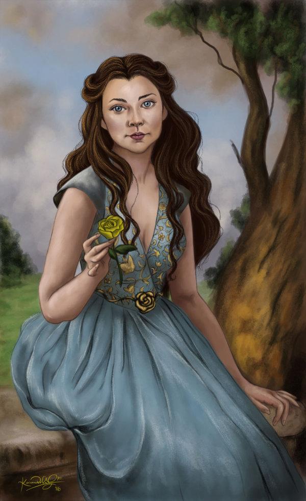 Фото Margaery Tyrell / Маргери Тирелл из сериала Game Of Trones / Игра Престолов, by TottieWoodstock
