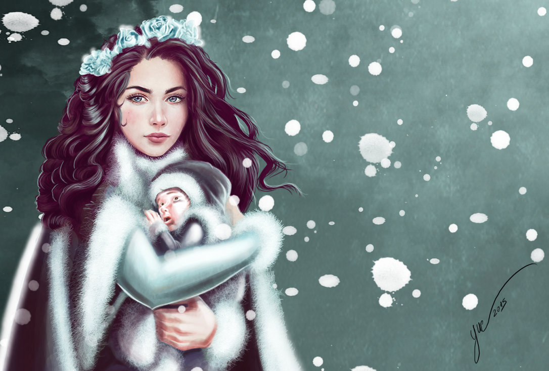 Фото Lyanna Stark / Лианна Старк из сериала Game Of Trones / Игра Престолов, by masteryue