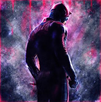 Фото Matt Murdock / Мэтт Мердок из сериала Daredevil / Сорвиголова, by p1xer