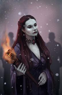 Фото Melisandre / Мелиссандра из сериала Game Of Trones / Игра Престолов, by PolliPo