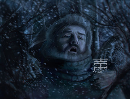 Фото Hodor / Ходор из сериала Game Of Trones / Игра Престолов, by justinwharton