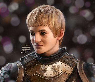 Фото Joffrey Baratheon / Джофри Баратеон из сериала Game Of Trones / Игра Престолов, by justinwharton