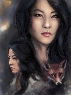 Фото Kira Yukimura / Кира Юкимура из сериала Teen Wolf / Волчонок, by PolliPo