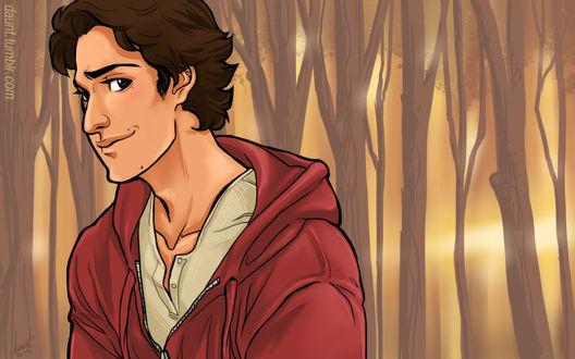 Фото Scott McCall / Скотт МакКолл из сериала Teen Wolf / Волчонок, by dauntingfire