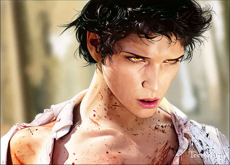 Фото Scott McCall / Скотт МакКолл из сериала Teen Wolf / Волчонок, by noctemus