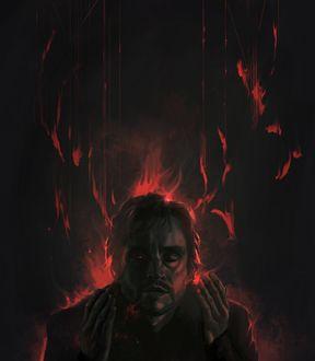 Фото Will Graham / Уилл Грэм из сериала Hannibal / Ганнибал, by amidarosa