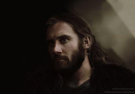 Фото Rollo / Ролло из сериала Vikings / Викинги, by LindaMarieAnson