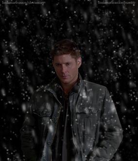 Фото Dean Winchester / Дин Винчестер из сериала Supernatural / Сверхъестественное, by LindaMarieAnson