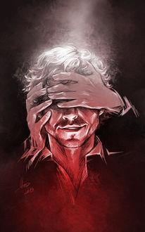 Фото Will Graham / Уилл Грэм из сериала Hannibal / Ганнибал, by Syllirium