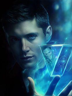 Фото Персонаж Дин Винчестер / Dean Winchester из сериала Сверхъестественное / Supernatural