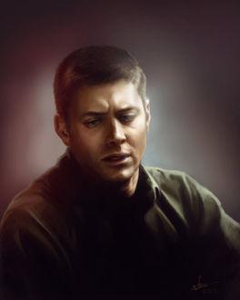 Фото Dean Winchester / Дин Винчестер из сериала Supernatural / Сверхъестественное, by Syllirium