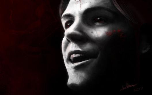 Фото Демон Sam Winchester / Сэм Винчестер из сериала Supernatural / Сверхъестественное, by Syllirium