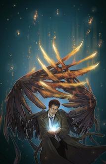 Фото Castiel / Кастиэль из сериала Supernatural / Сверхъестественное, by Sempaiko