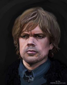 Фото Tyrion Lannister / Тирион Ланнистер из сериала Game Of Trones / Игра Престолов, by Aleximv