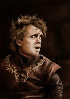 Фото Tyrion Lannister / Тирион Ланнистер из сериала Game Of Trones / Игра Престолов, by OctopusTimelord