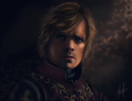 Фото Tyrion Lannister / Тирион Ланнистер из сериала Game Of Trones / Игра Престолов, by charychu