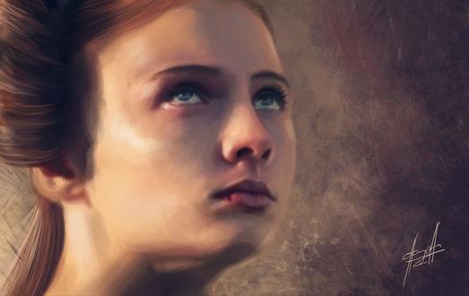 Фото Sansa Stark / Санса Старк из сериала Game Of Trones / Игра Престолов, by charychu