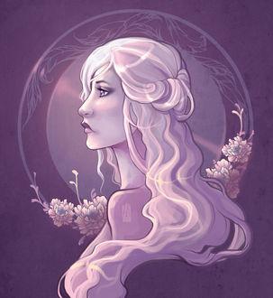 Фото Daenerys Targaryen / Дейнерис Таргариен из сериала Game Of Trones / Игра Престолов, by Avionetca