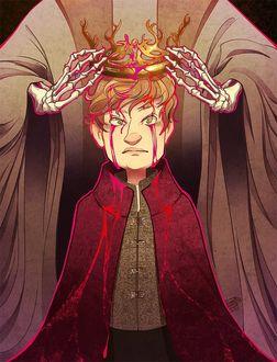 Фото Tommen Baratheon / Томмен Баратеон из сериала Game Of Trones / Игра Престолов, by SuperOotoro