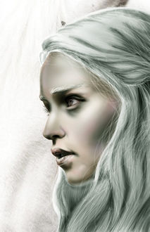 Фото Daenerys Targaryen / Дейнерис Таргариен из сериала Game Of Trones / Игра Престолов, by masteryue