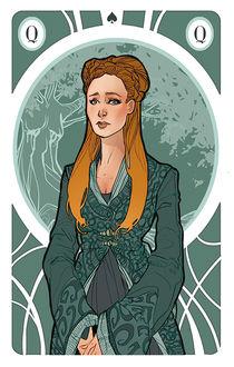 Фото Sansa Stark / Санса Старк из сериала Game Of Trones / Игра Престолов, by SimonaBonafiniDA