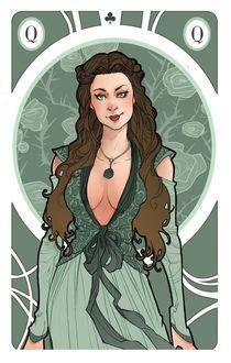 Фото Margaery Tyrell / Маргери Тирелл из сериала Game Of Trones / Игра Престолов, by SimonaBonafiniDA