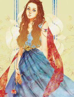 Фото Margaery Tyrell / Маргери Тирелл из сериала Game Of Trones / Игра Престолов, by Allegro97