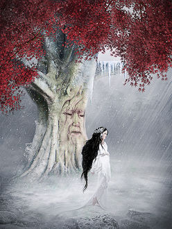 Фото Lyanna Stark / Лианна Старк из сериала Game Of Trones / Игра Престолов, by DameDeBrume