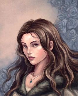 Фото Lyanna Stark / Лианна Старк из сериала Game Of Trones / Игра Престолов, by Dreambeing