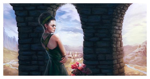 Фото Margaery Tyrell / Маргери Тирелл из сериала Game Of Trones / Игра Престолов, by ReneAigner