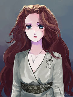Фото Sansa Stark / Санса Старк из сериала Game Of Trones / Игра Престолов, by elliesky