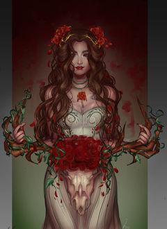 Фото Margaery Tyrell / Маргери Тирелл из сериала Game Of Trones / Игра Престолов, by I-Am-A-Lady-Damn-It