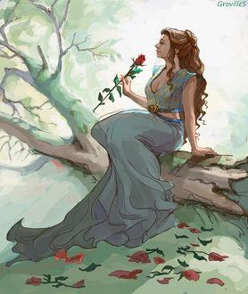 Фото Margaery Tyrell / Маргери Тирелл из сериала Game Of Trones / Игра Престолов, by GrovilleS