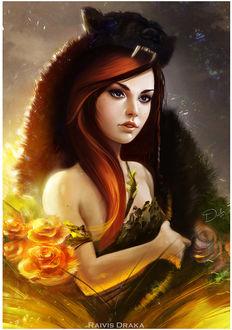 Фото Lyanna Stark / Лианна Старк из сериала Game Of Trones / Игра Престолов, by Raivis-Draka