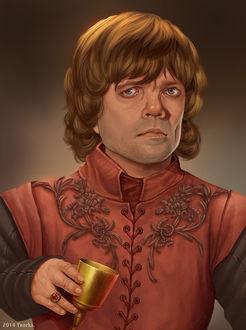 Фото Tyrion Lannister / Тирион Ланнистер из сериала Game Of Trones / Игра Престолов, by ynorka