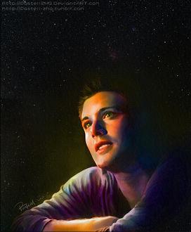 Фото Dean Winchester / Дин Винчестер из сериала Supernatural / Сверхъестественное, by pastellZHQ