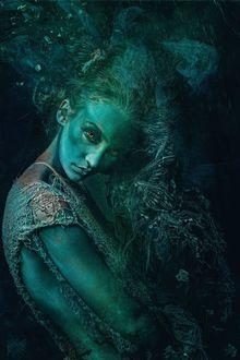 Фото Портрет девушки, обработка Peter Brownz Braunschmid