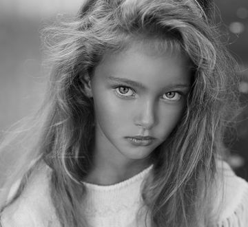 Фото Портрет милой девочки, фотограф Божена Пучко