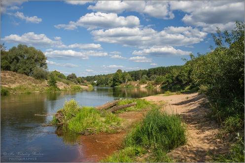 Фото На берегу реки Жиздры, фотограф Optina
