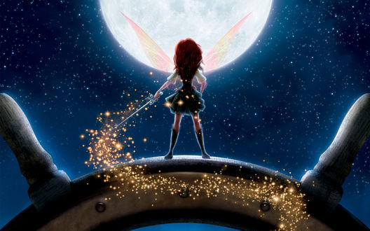 Фото Зарина / Zarina из мультфильма Феи: Загадка пиратского острова / The Pirate Fairy