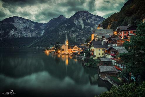 Фото Hallstatt, Austria / Хальштатт - коммуна в Австрии, в федеральной земле Верхняя Австрия, фотограф Martin Podt