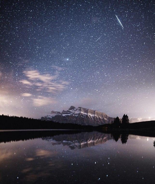 Ночное небо фото в хорошем качестве